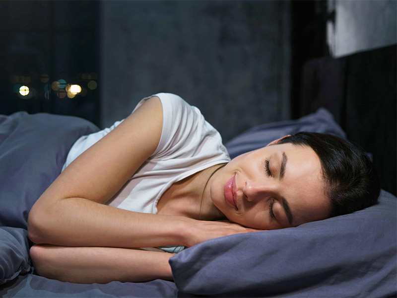 FOODS THAT HELP YOU GET A GOOD NIGHT'S SLEEP
